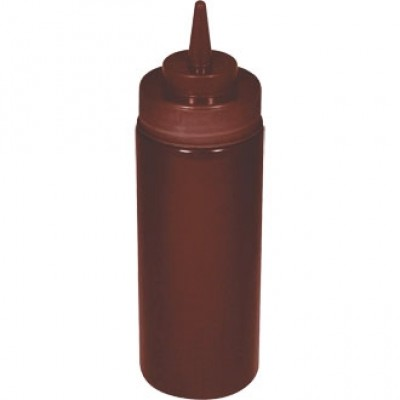 Brown Squeeze Sauce Bottle