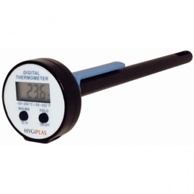 Insertion Thermometer - Round