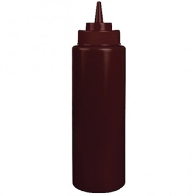 Brown Squeeze Sauce Bottle