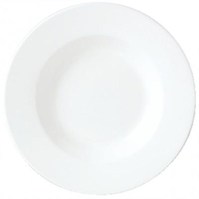 Steelite Simplicity White Pasta Dish