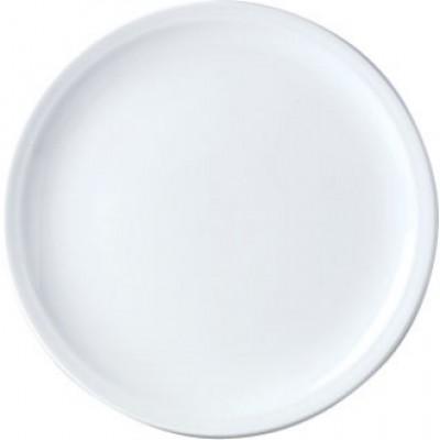 Steelite Simplicity White Pizza Plate