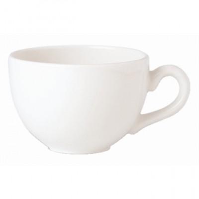 Steelite Simplicity White Low Empire Espresso Cup 3oz