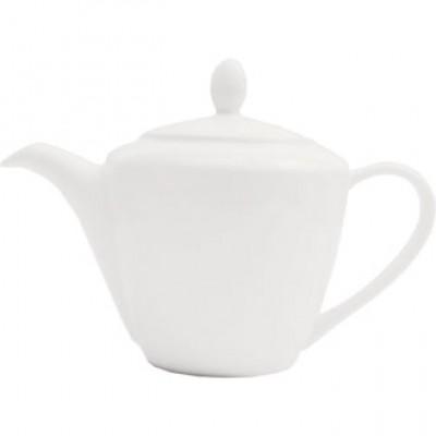 Steelite Simplicity White Harmony Teapot 21oz