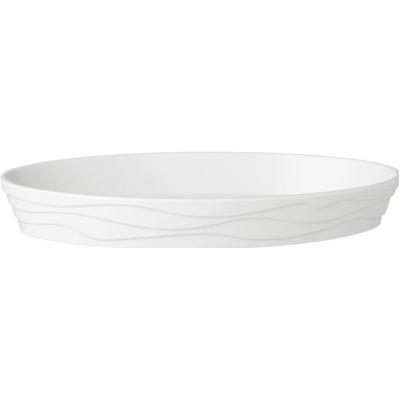 Melamine Oval Bowl 34x21cm