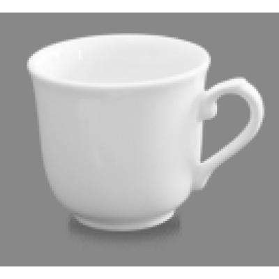 Churchill Plain Whiteware Sandringham Elegant Cup 7.5oz