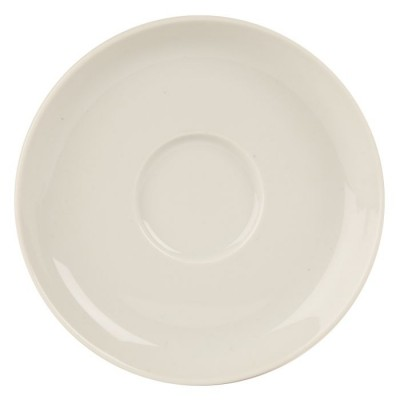 Porcelite Large Saucer 6.75''