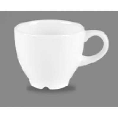 Churchill Plain Whiteware Espresso Cup 3oz