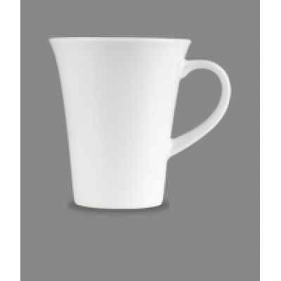 Churchill Art de Cuisine Menu Flared Mug 12oz