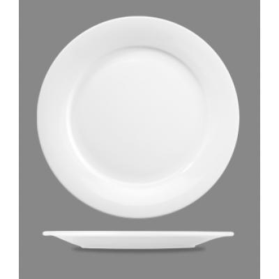 "Churchill Art de Cuisine Menu Mid Rimmed Plate 10"" 254mm"