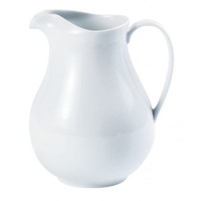 Porcelite Ice Lipped Water Jug 1.5ltr