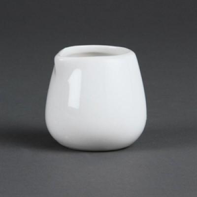 Olympia Whiteware Cream/Milk Jug 43ml