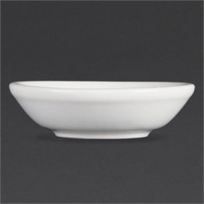 C320 Olympia Whiteware Soy Dish