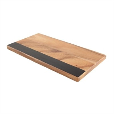 Cheese Board with Chalk Strip