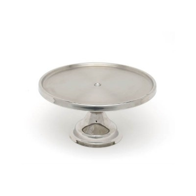 Stainless Steel Cake Stand 13""
