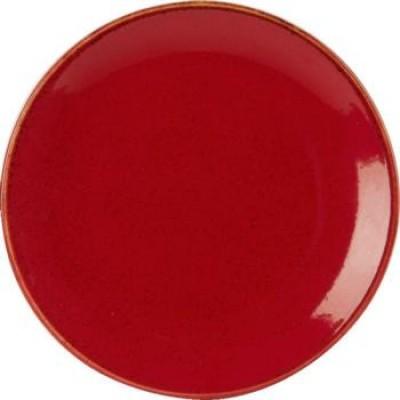 Porcelite Seasons Magma Coupe Plate 24cm