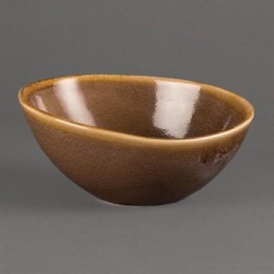 Olympia Kiln Bowl Bark 165mm