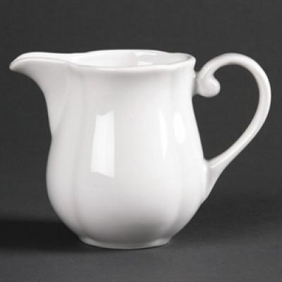 GC714 Olympia Rosa Milk Jug 5oz