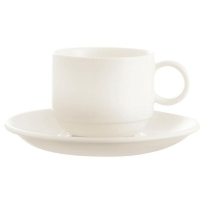 Arcoroc Daring Stackable Cups 185ml