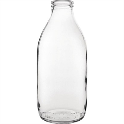 Utopia Pint Milk Bottle