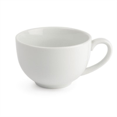 Royal Porcelain Classic White Tea Cup 180ml