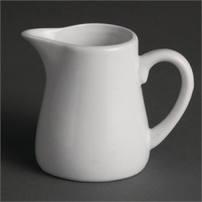 Olympia Whiteware Cream or Milk Jug 170ml