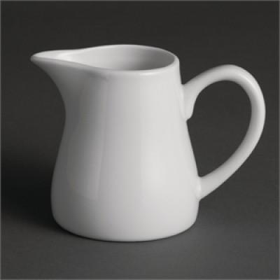 Olympia Whiteware Cream or Milk Jug 212ml