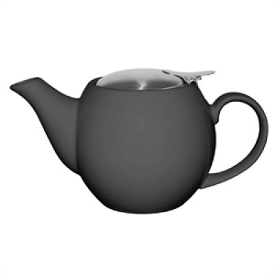 Olympia Cafe Teapot Charcoal 510ml