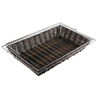 APS Frames Poly-Ratten Basket with Frame