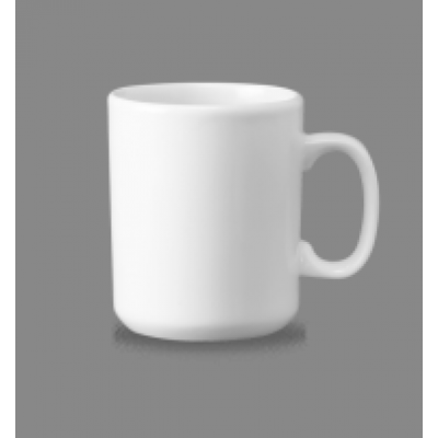 Churchill Plain Whiteware Windsor Mug 10oz