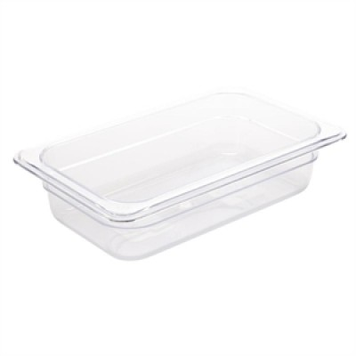 Polycarbonate Gastronorm Container - 1/4 Size