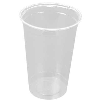 Disposable Half Pint to Line Tumbler