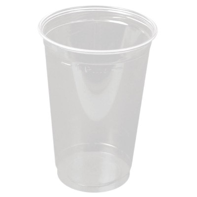 Disposable Pint to Line Tumbler