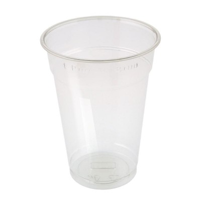 Disposable Pint to Brim Tumbler