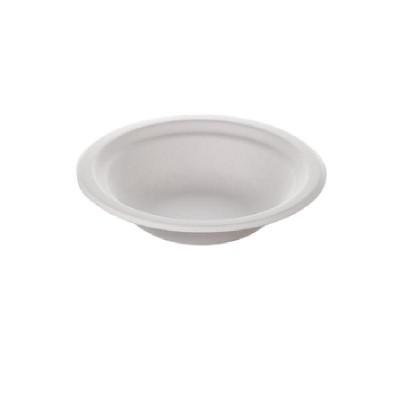 Disposable Round Bowl White 8oz