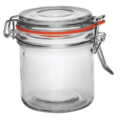Six Vogue Preserve Jars 300ml