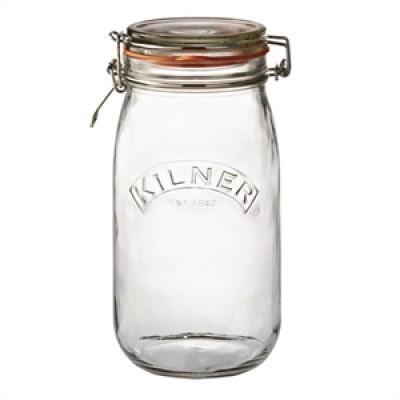 Kilner Clip Top Preserve Jar 1.5Ltr