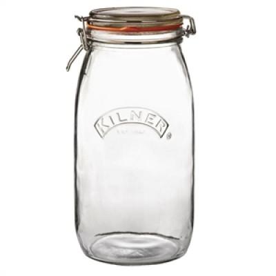 Kilner Clip Top Preserve Jar 3Ltr