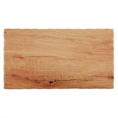 APS Oak Effect Melamine Tray 1/3GN