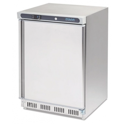 Polar CD080 Undercounter Commercial Fridge - Stainless Steel