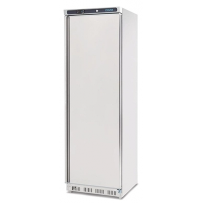 Polar CD082 Upright Fridge - Stainless Steel