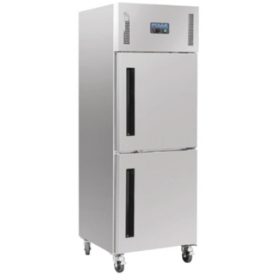 Polar CW194 Upright Stable Door Gastro Freezer 600Ltr