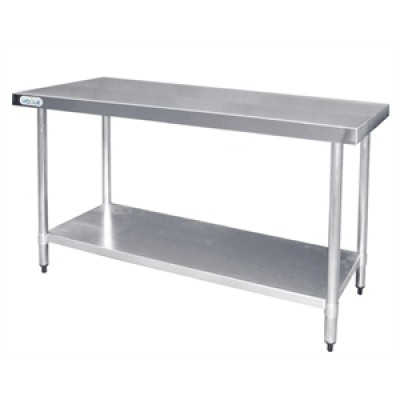 Vogue Stainless Steel Prep Table 1200 x 600mm
