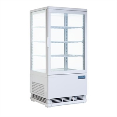 Polar CB507 Display Commercial Fridge  - White