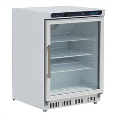 Polar CD086 Under Counter Display Commercial Fridge - White
