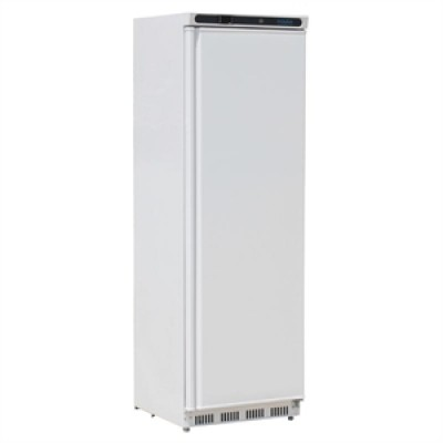 Polar CD612 Upright Fridge - White