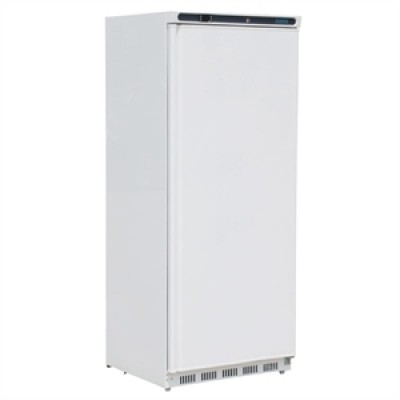 Polar CD614 Upright Fridge - White