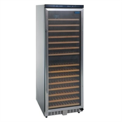 Polar CE218 Dual Zone Commercial Wine Cooler  - Stainless Steel
