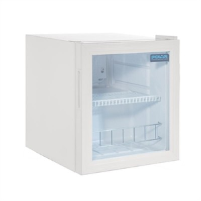 Polar DM071 Counter Top Commercial Fridge  - White