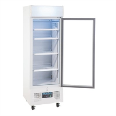 Polar DM075 Display Refrigerator  - White