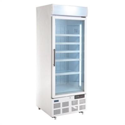Polar GH506 Display Freezer - White